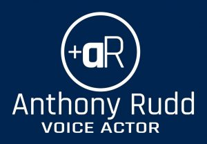Voice Actor logo for Anthony Rudd